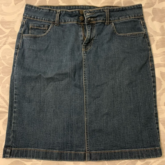 Old Navy Dresses & Skirts - Old Navy Denim Skirt